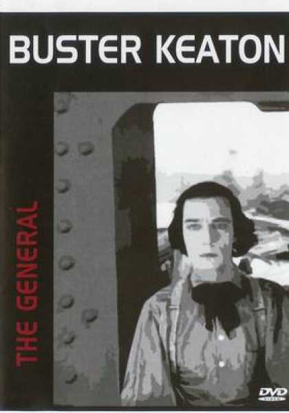 German DVDs - Buster Keaton
