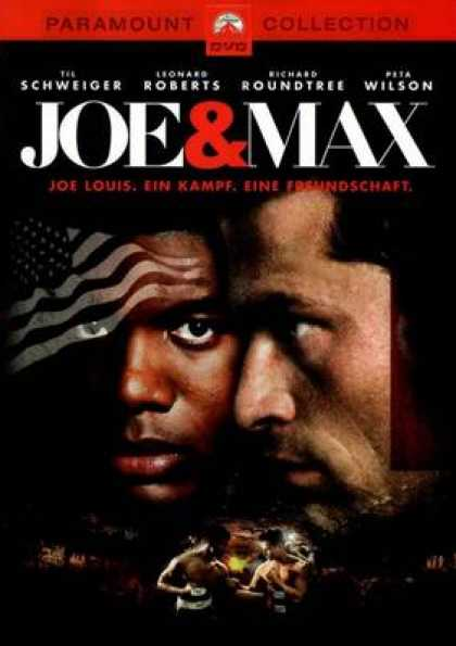 German DVDs - Joe And Max