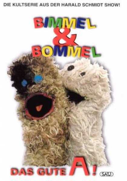 German DVDs - Bimmel And Bommel