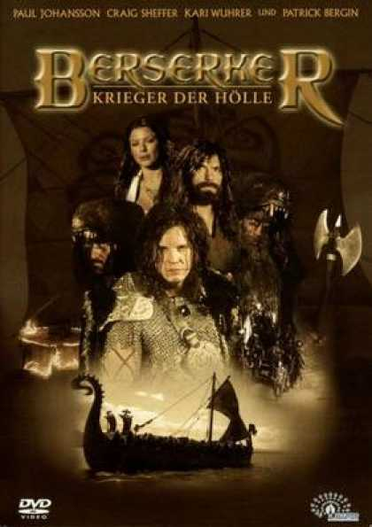 German DVDs - Berserker