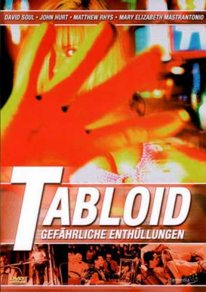 German DVDs - Tabloid