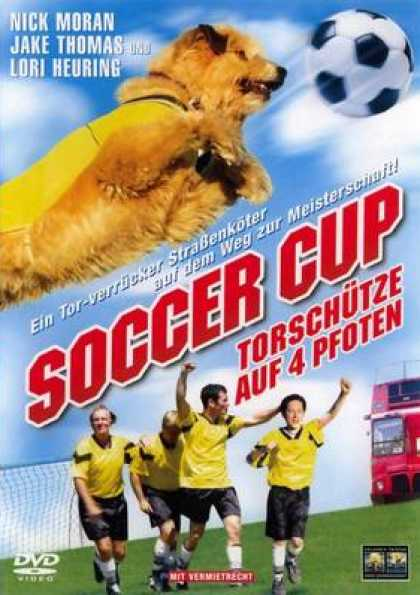 German DVDs - Soccer Cup