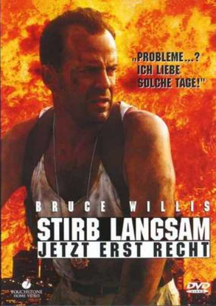 German DVDs - Die Hard 3