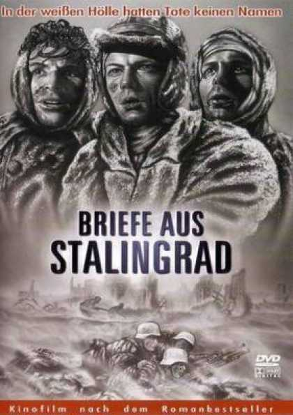 German DVDs - The War In Stalingrad