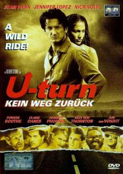 German DVDs - U - Turn