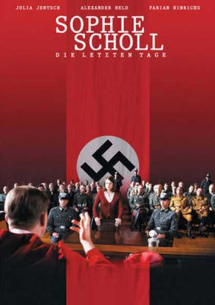 German DVDs - Sophie Scholl