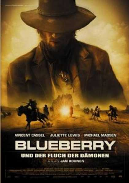 German DVDs - Blueberry