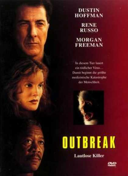 German DVDs - Outbreak