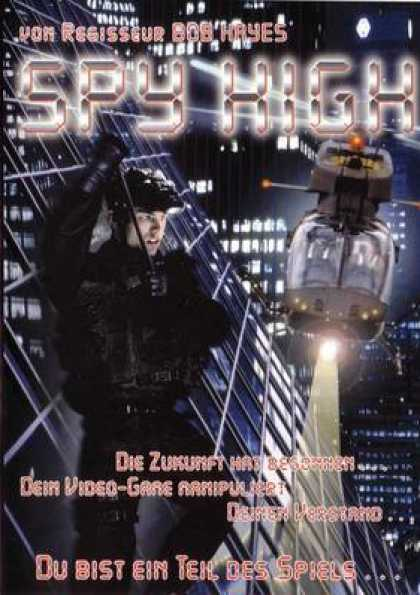 German DVDs - Spy High