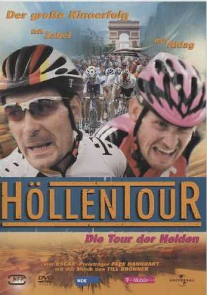 German DVDs - Höllentour