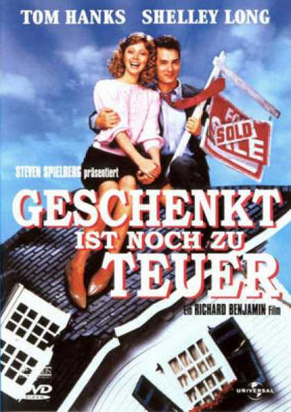 German DVDs - The Money Pit
