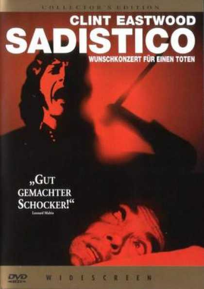 German DVDs - Sadistico Collectors
