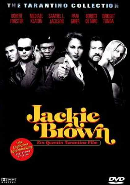 German DVDs - Jackie Brown