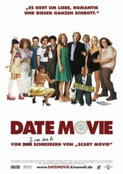 German DVDs - Date Movie (2006) GERMAN4