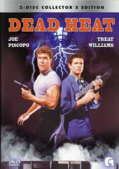German DVDs - Dead Heat CE