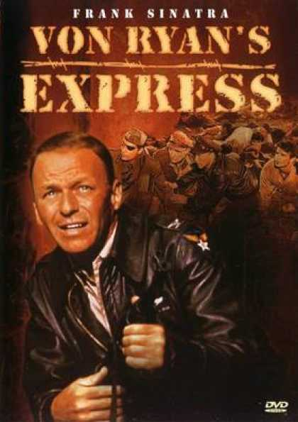 German DVDs - Von Ryan's Express