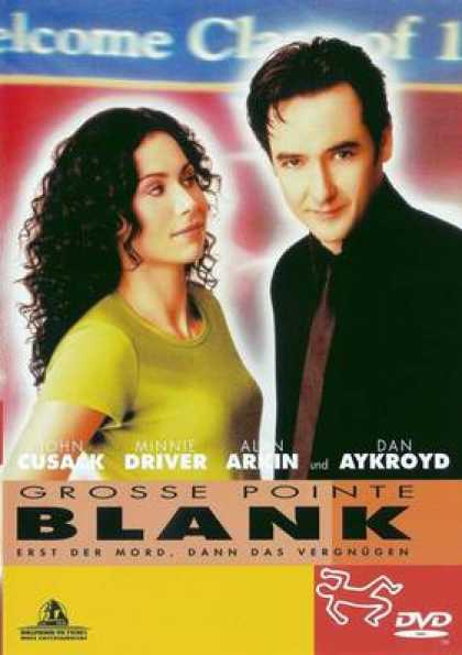 German DVDs - Grosse Pointe Blank
