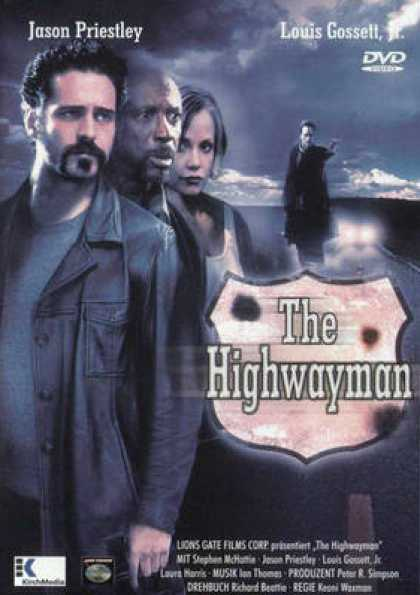 German DVDs - The Highwayman