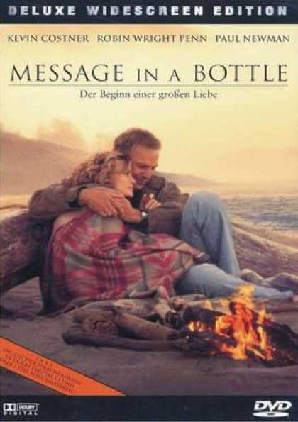 German DVDs - Message In A Bottle DWS