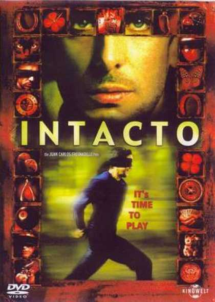German DVDs - Intacto