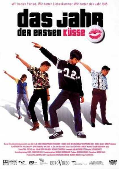 German DVDs - Year Of My First Kiss