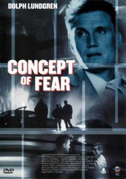 German DVDs - Concept Of Fear