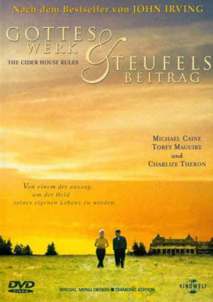 German DVDs - The Cider House Rules
