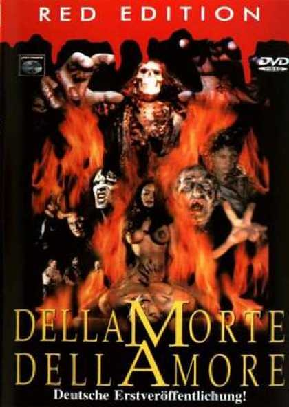 German DVDs - Dellamorte Dellamore
