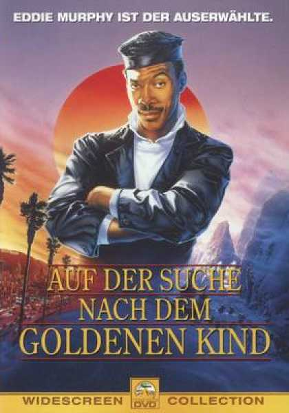 German DVDs - The Golden Child