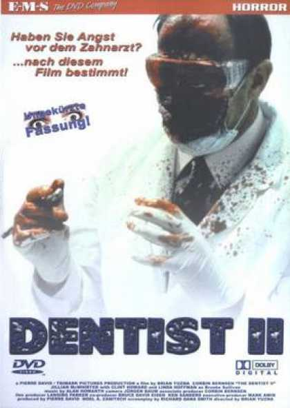 German DVDs - The Dentist 2
