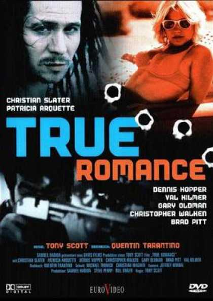 German DVDs - True Romance