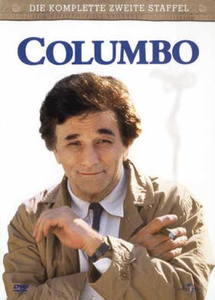 German DVDs - Columbo - Die Komplette Staffel 02