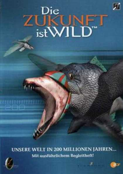 German DVDs - The Future Is Wild 3