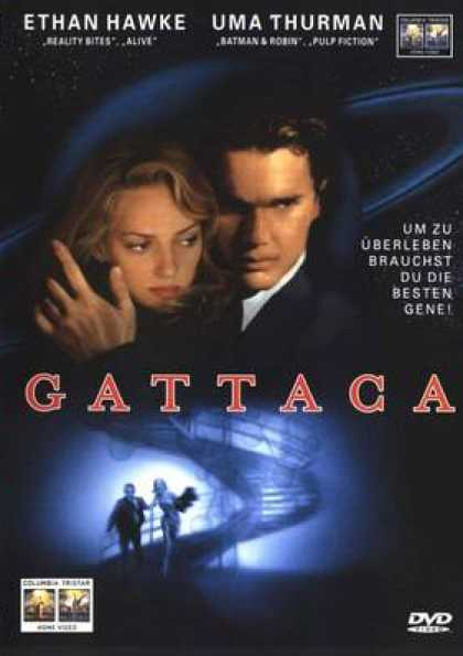 German DVDs - Gattaca