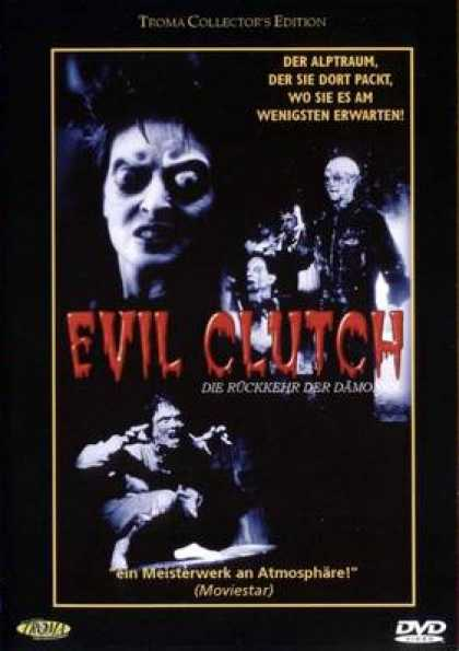 German DVDs - Evil Clutch