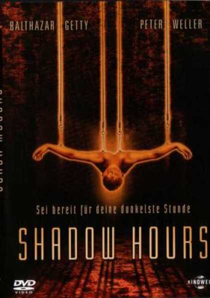 German DVDs - Shadow Hours