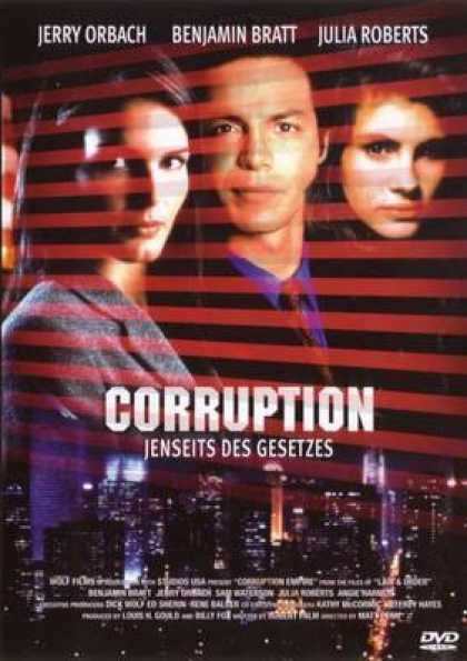 German DVDs - Corruption