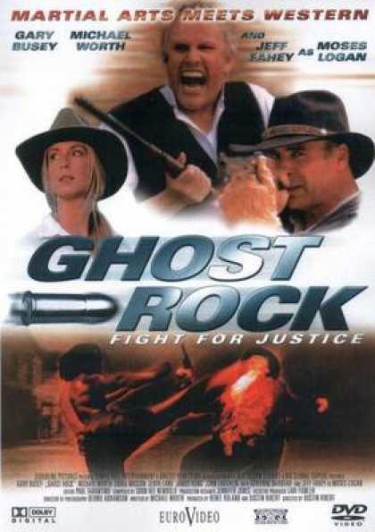 German DVDs - Ghost Rock Fight For Justice