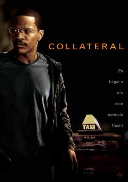 German DVDs - Collateral