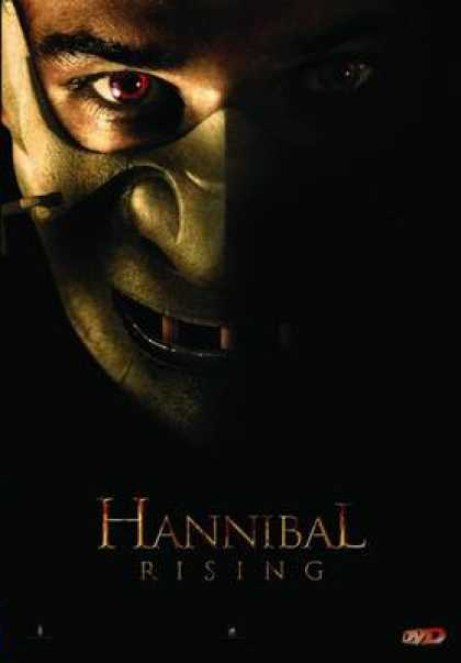German DVDs - Hannibal Rising (2007) GERMAN3