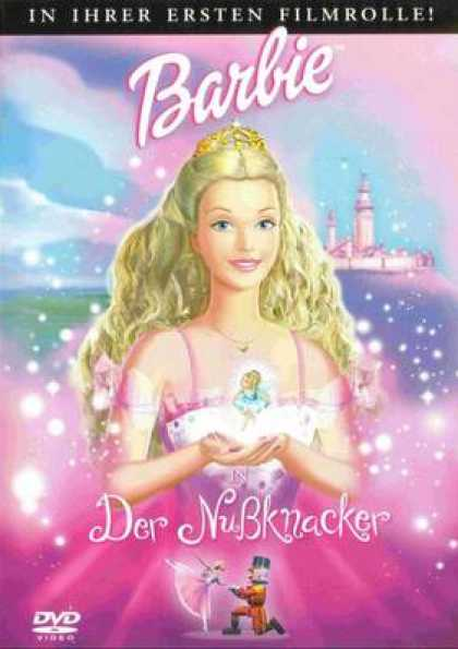 German DVDs - Barbie In The Nutcracker