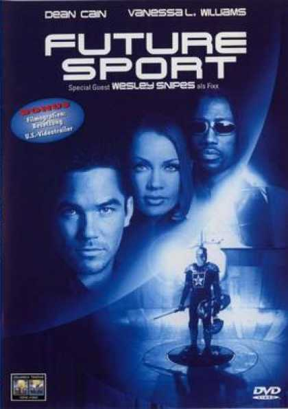 German DVDs - Future Sport