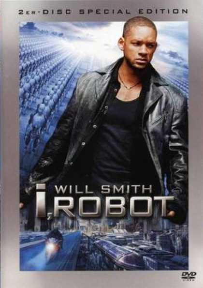 German DVDs - I, Robot