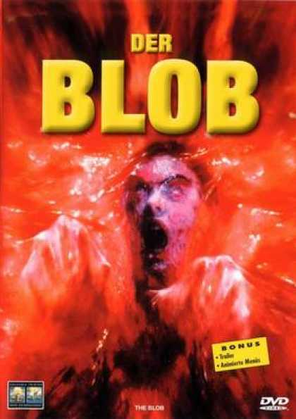German DVDs - The Blob