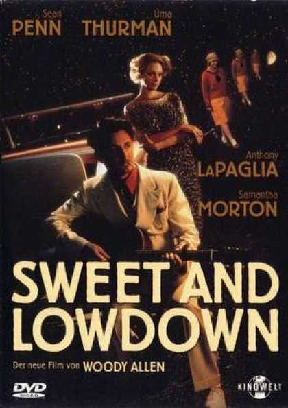 German DVDs - Sweet And Lowdown
