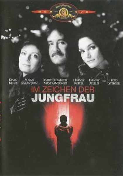 German DVDs - January Man