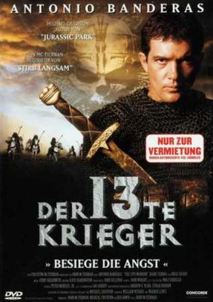 German DVDs - The 13th Warrior