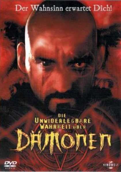 German DVDs - The Irrefutable Truth About Demons