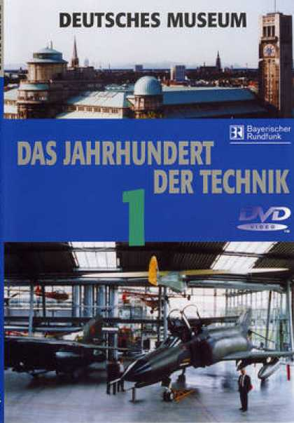 German DVDs - German Museum Century Of Technic 1