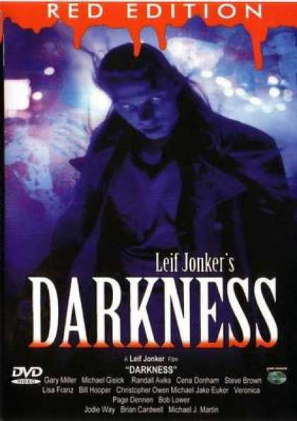 German DVDs - Darkness Red